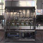 1-5L virzuļa automātiska eļļas pudeļu iepildīšanas mašīna
