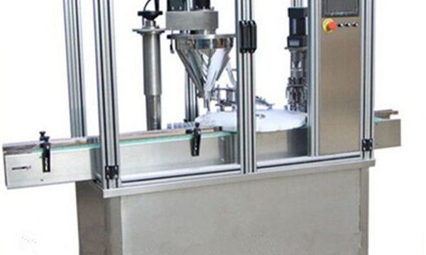 Automātiska pulvera iepildīšanas mašīnas ražotājs