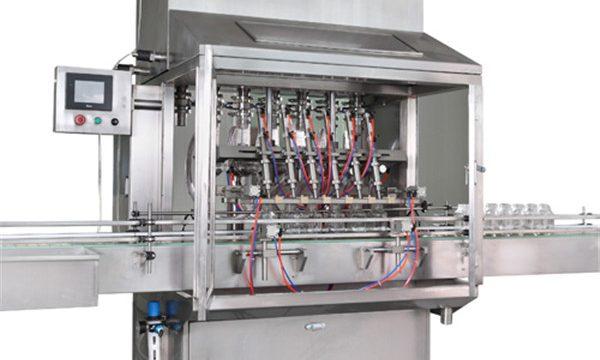 Sina Ekato pieder pilnīga automašīnas dzinēja eļļas iepildīšanas ražošanas līnija, eļļas iepildīšanas mašīna