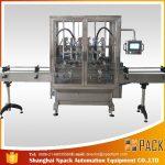 Automātiska olīveļļas un krējuma un šķidruma iepildīšanas mašīna
