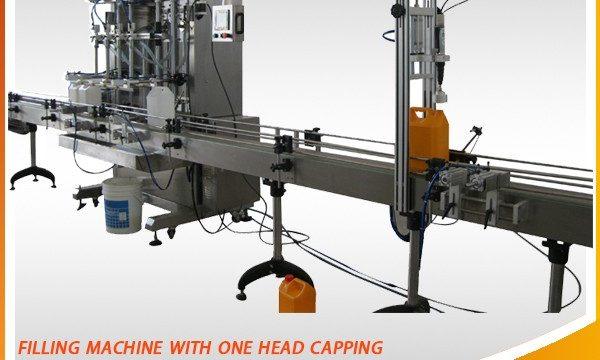 Uzpildes iekārtas tips Orālā šķidruma iepildīšanas mašīna ar zemu cenu