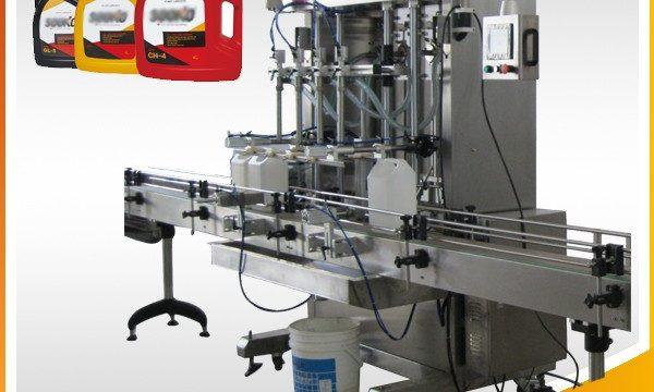 500ml-2L automātiska šķidruma mazgāšanas līdzekļu iepildīšanas mašīna / mazgāšanas šķidruma iepildīšanas mašīna