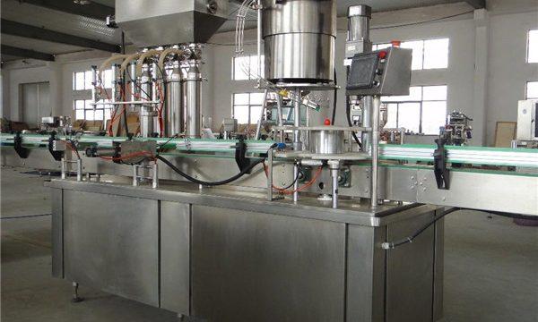 Konkurējoša ražotāja augsto tehnoloģiju kokosriekstu eļļas iepildīšanas mašīna
