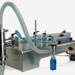 Pneimatiskās vadības divkāršo galvu eļļošanas mašīna
