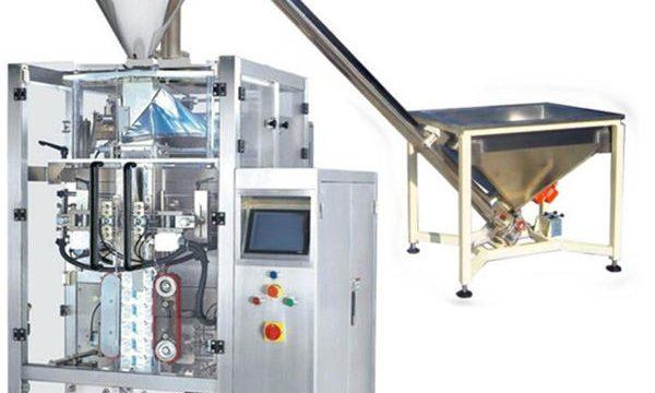 Jauna automātiska kafijas pulvera pildīšanas iekārta