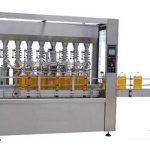 Augstas precizitātes automātiska eļļošanas / pārtikas eļļas iepildīšanas mašīna 2000ml-5000ml