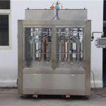 Automātiska ievārījuma pudeļu pildīšanas iekārta