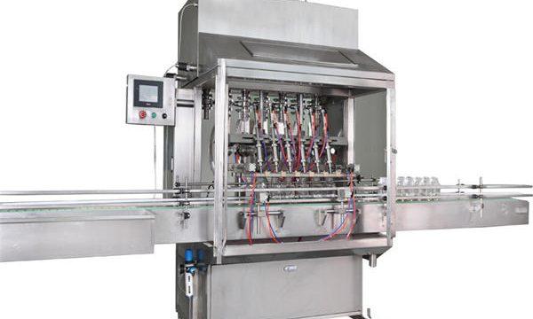 Profesionāla ražotāja automātiskā melleņu ievārījuma pildīšanas mašīna
