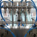 Sešu galvu automātiska šķidruma iepildīšanas mašīna
