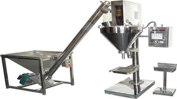 Pilnībā automātiska albumīna pulvera vai sausa pulvera iepildīšanas mašīna