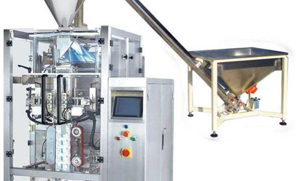 Mazgāšanas līdzekļa pulvera iepildīšanas mašīna