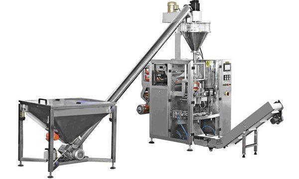 Automātiska pudeles tipa spirālveida barošanas pulvera iepildīšanas mašīna