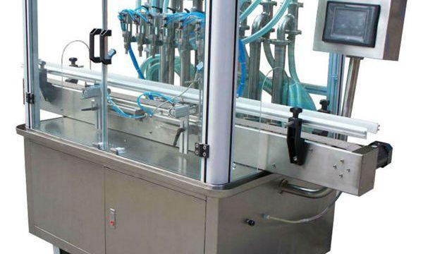 Automātiska šampūna vakuuma šķidruma pildīšanas mašīna