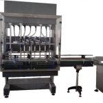 Automātiska pudeļu balinātāju pildīšanas mašīna